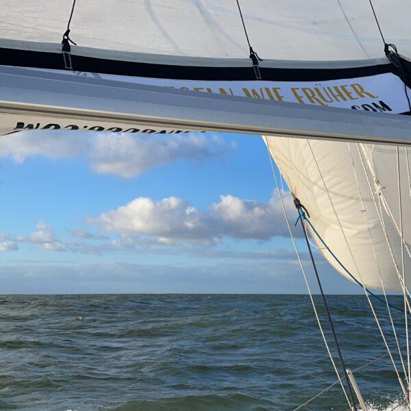 Segeln am Atlantik